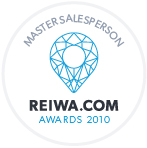 Award: REIWA.com 31-34 Million Dollar Club 2011